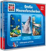 Cover-Bild zu Was ist was Hörspielbox: Meeresforscher-Box von Baur, Manfred