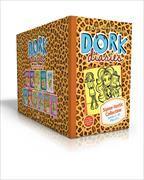Cover-Bild zu Dork Diaries Squee-tastic Collection Books 1-10 Plus 3 1/2 von Russell, Rachel Renée