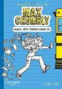 Cover-Bild zu Max Crumbly 01. Allein unter Schweinebacken von Russell, Rachel Renée