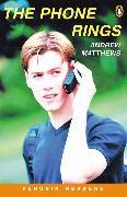 Cover-Bild zu The Phone Rings Level 1 Book von Matthews, Andrew