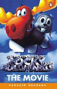 Cover-Bild zu The Advertures of Rocky and Bullwinkle The Movie Level 2 Book