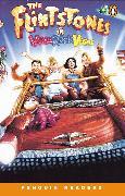 Cover-Bild zu The Flintstones in Viva Rock Vegas Level 2 Audio Pack (Book and audio cassette)
