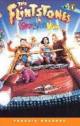Cover-Bild zu The Flintstones in Viva Rock Vegas Level 2 Book