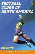 Cover-Bild zu Football Clubs of South America Level 2 Book von Smith, Rod