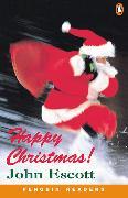 Cover-Bild zu Happy Christmas! Level 3 Audio Pack (Book and audio cassette) von Escott, John