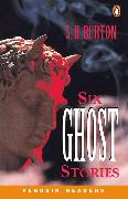 Cover-Bild zu Six Ghost Stories Level 3 Audio Pack (Book and audio cassette) von Burton, S H