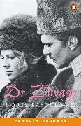 Cover-Bild zu Dr Zhivago Level 5 Audio Pack (Book and audio cassette) von Pasternak, Boris