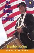 Cover-Bild zu The Red Badge of Courage Level 3 Audio Pack (Book and audio cassette) von Crane, Stephen