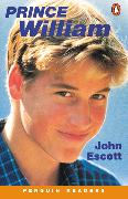 Cover-Bild zu Prince William Level 1 Book von Escott, John