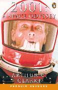 Cover-Bild zu 2001:A Space Odyssey Level 5 Audio Pack (Book and audio cassette) von Clarke, Arthur C