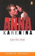 Cover-Bild zu Anna Karenina - Leo Tolstoy Level 6 Book von Tolstoy, Leo