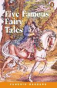 Cover-Bild zu Five Famous Fairy Tales Book & Cassette Book & Cassette