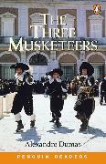Cover-Bild zu The Three Musketeers Level 2 Audio Pack (Book and audio cassette) von Dumas, Alexander