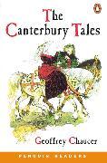 Cover-Bild zu The Canterbury Tales Level 3 Audio Pack (Book and audio cassette) von Chaucer, Geoffrey