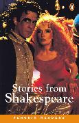 Cover-Bild zu Stories from Shakespeare Level 3 Audio Pack (Book and audio cassette)