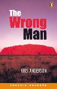 Cover-Bild zu The Wrong Man Level 1 Audio Cassette von Anderson, Kris