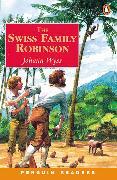 Cover-Bild zu The Swiss Family Robinson Level 3 Audio Pack (Book and audio cassette) von Wyss, Johann