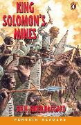Cover-Bild zu King Solomon's Mines Level 4 Audio Pack (Book and audio cassette) von Haggard, Henry R