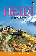 Cover-Bild zu Heidi Level 2 Audio Pack (Book and audio cassette) von Spyri, Johanna