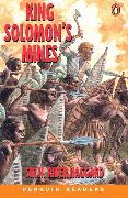 Cover-Bild zu King Solomon's Mines Level 4 Book von Haggard, Henry R
