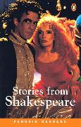 Cover-Bild zu Stories from Shakespeare Level 3 Book