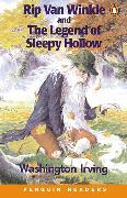 Cover-Bild zu Rip Van Winkle and The Legend of Sleepy Hollow Level 1 Book von Washington, Irving