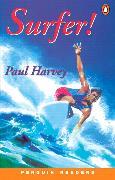 Cover-Bild zu Surfer! Level 1 Book von Harvey, Paul