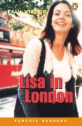 Cover-Bild zu Lisa in London Level 1 Book von Victor, Paul
