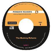 Cover-Bild zu PLPR2:Mummy Returns Bk/CD Pack RLA 1st Edition - Paper von Whitman, John