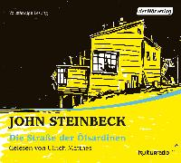 Cover-Bild zu Die Straße der Ölsardinen (Audio Download) von Steinbeck, John