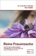 Cover-Bild zu Reine Frauensache von Bruker, Max Otto