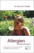 Cover-Bild zu Allergien müssen nicht sein von Bruker, Max Otto