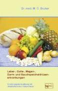 Cover-Bild zu Leber-, Galle-, Magen-, Darm- und Bauchspeicheldrüsenerkrankungen von Bruker, Max Otto