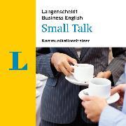 Cover-Bild zu Langenscheidt Small Talk (Audio Download) von Langenscheidt-Redaktion