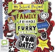 Cover-Bild zu Family, Friends and Furry Creatures von Pichon, Liz