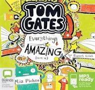 Cover-Bild zu Everything's Amazing (Sort Of) von Pichon, Liz