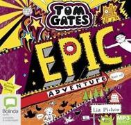 Cover-Bild zu Epic Adventure (Kind Of) von Pichon, Liz