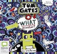 Cover-Bild zu What Monster? von Pichon, Liz