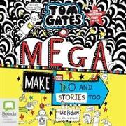 Cover-Bild zu Mega Make and Do (and Stories Too!) von Pichon, Liz