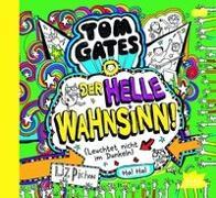 Cover-Bild zu Tom Gates 11. Der helle Wahnsinn! von Pichon, Liz