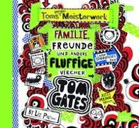 Cover-Bild zu Tom Gates 12. Toms geniales Meisterwerk von Pichon, Liz