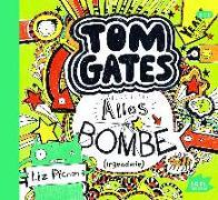 Cover-Bild zu Tom Gates 03. Alles Bombe (irgendwie) von Pichon, Liz