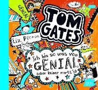 Cover-Bild zu Tom Gates. Ich bin so was von genial (aber keiner merkt's) von Pichon, Liz
