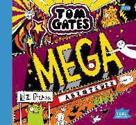 Cover-Bild zu Tom Gates 13. Mega-Abenteuer (oder so) von Pichon, Liz