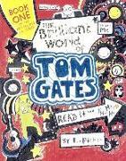 Cover-Bild zu Brilliant World of Tom Gates von Pichon, Liz