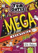 Cover-Bild zu Tom Gates: Mega-Abenteuer (oder so) von Pichon, Liz