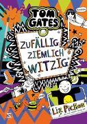 Cover-Bild zu Tom Gates - Zufällig ziemlich witzig von Pichon, Liz
