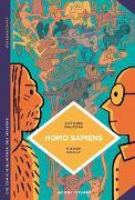 Cover-Bild zu Homo sapiens von Balzeau, Antoine