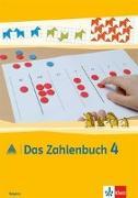 Cover-Bild zu Das Zahlenbuch. 4.Schuljahr. Schülerbuch. Bayern