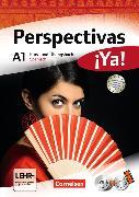 Cover-Bild zu Perspectivas iYa! A1. Kurs- und Arbeitsbuch. Vokabeltaschenbuch von Bürsgens, Gloria